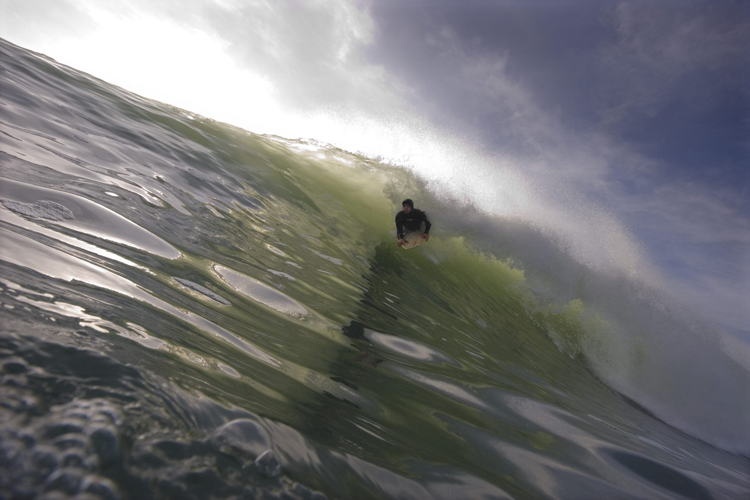 Paipo Glide at Porthleven